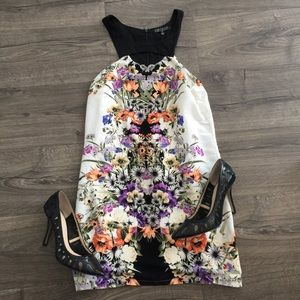 Love Culture high neck dress ~ Size Small